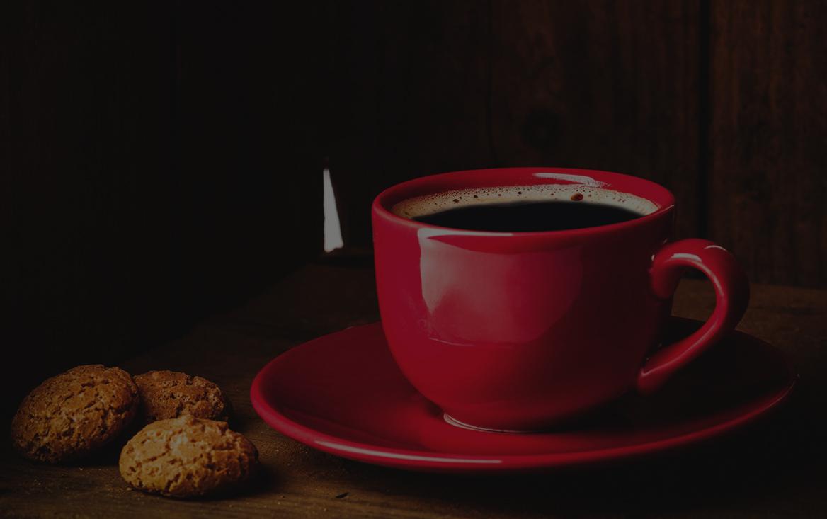 Prepare una buena taza de café