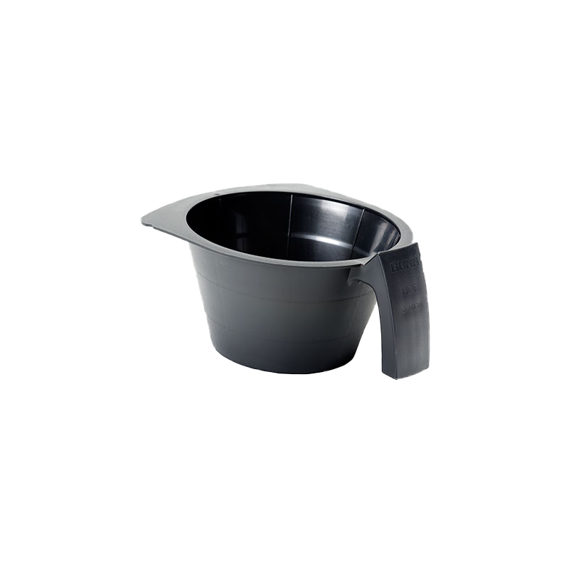 BLACK PLASTIC ITCB FUNNEL